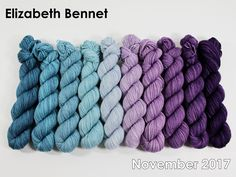 The highest quality hand-dyed, just for you. Spinning Yarn, Saturated Color, Sock Yarn, Color Stories, Gradient Color, Bird Feathers, Merino Wool Blanket, Color Combos, Fiber Art