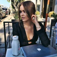 Getting some work done at Alfred's today. Productivity is always a good thing. #kaytureonthego by kristina_bazan