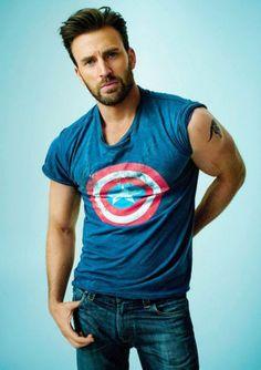 Conoce a Chris Evans, Protagonista de Capitán América y Los 4 Fantásticos (Fotos) | Happy FM | EL MUNDO