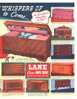 Lane Home Furnishings. Research Magazine Advertisements. The Best Resource on the Net of Vintage Ads! Lane Cedar Chests by… Vintage Advertisements, Vintage Ads, Little Company, Colonial Furniture, Lane Furniture, Old Magazines, Old Ads, Mid Century Furniture, Home Furnishings