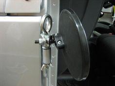 $35 Quick Release Side Mirror Mod - Jeep Wrangler Forum