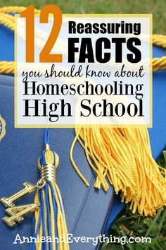 If you are thinking about homeschooling high school, forget everything else you've heard and read this instead. No more fears, no more rumors -- just facts that will reassure and empower you.