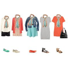 """""""Missoni Scarf"""" by hii-live on Polyvore"""