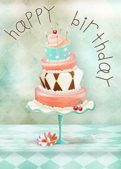 Birth Day QUOTATION – Image : Quotes about Birthday – Description Birthday cake illustration Sharing is Caring – Hey can you Share this Quote ! Birthday Clips, Birthday Posts, Happy Birthday Pictures, Happy Birthday Quotes, Happy Birthday Greetings, Birthday Love, Birthday Messages, Birthday Cake Illustration, Cupcake Illustration