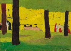 Jean-Édouard Vuillard y Los Nabis