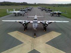 B-25s