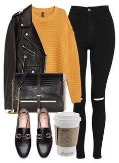 """Untitled #7160"" by laurenmboot ❤ liked on Polyvore featuring Topshop, Jakke and Vince Camuto"