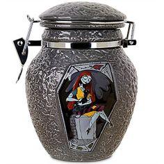 Goth Shopaholic: Nightmare Before Christmas Cookie Jars