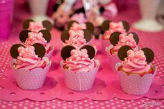 Cupcakes da Minnie