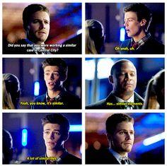 Arrow - Barry Allen - Right...