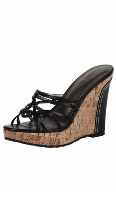 7ba792faba1 Cork Wedge Birdcage Sandal Foot Love