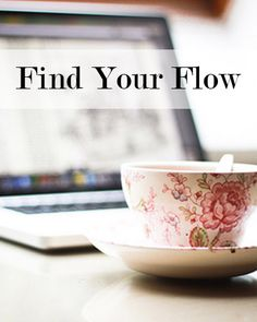 Maximize Your Productivity at Work By Finding Your Flow Career Success, Career Advice, Career Development, Professional Development, Work Life Balance, Dream Job, Job Search, Social Work, Me Time