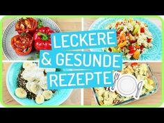3 leckere gesunde REZEPTE mit Veronica Gerritzen II Sissi - YouTube