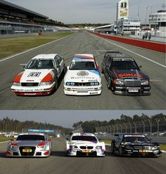 DTM Past and Present