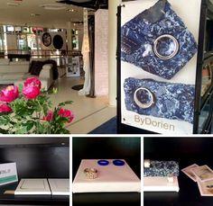 Gisteren was de inrichting van mijn expo bij #GeorgettevanBeelen in #WOOON te #Leiderdorp. De expo is te zien tot eind oktober.  2016: het Woonevent-Leiderdorp ziet het daglicht ! Zo maar even binnenlopen bij de bank, makelaar of notaris. Tussendoor genieten van een Kunstmarkt en van Straat-theater,