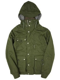 ENGINEERED GARMENTS FIELD PARKA-ARMY CLOTH T158-OLIVE    52500¥ 68a4c4d26f8