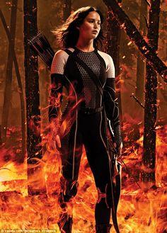Katniss Everdeen | Catching Fire | Hunger Games