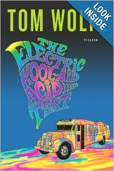 The Electric Kool-Aid Acid Test - Oh no you don't. Just because you're a classic of hippie lore doesn't mean you get away with writing the goofiest titled book in history and spouting all the psuedo-scientific, hippy activist, quasi-intellectual bs of a generation.