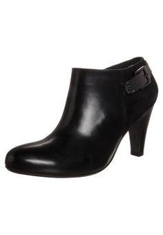 FABIENNE - Ankle boot - czarny