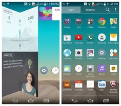 AndroidPIT LG G3 Software 2