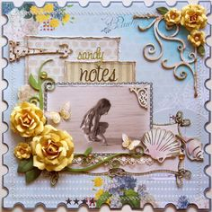 Sandy Notes **HUGE EMBELLISHMENT GIVE-AWAY!!** - Scrapbook.com