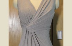 φορεμα με κομπο στη μεση, δειτε πως ραβονται τα φορεματα