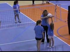 Cilene Drewnick shares a number of drills that she uses with beginner volleyball players and progresses them towards being able to play volleyball. Volleyball Drills For Beginners, Volleyball Practice, Volleyball Games, Volleyball Workouts, Volleyball Quotes, Coaching Volleyball, Basketball Cheers, Girls Basketball, Girls Softball