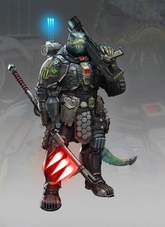 """Paizo Starfinders Iconics Concept art and illustration done for the Iconics in Paizo's new and upcoming tabletop RPG """"STARFINDER"""". Alien Character, Character Art, Character Design, Character Portraits, Character Ideas, Character Concept, Star Wars Characters, Fantasy Characters, Modern Magic"""