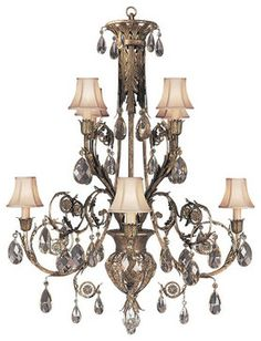 A Midsummer Nights Dream Chandelier, 162740ST traditional chandeliers