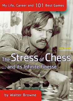 The Stress of Chess: My Life, Career and 101 « Library User Group