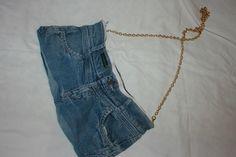 Jeans-Clutch von sandralietzmann auf Etsy https://www.etsy.com/de/listing/254787433/jeans-clutch
