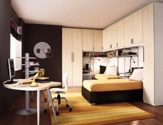15 Cool Bedroom Designs For Teenage Boys - Top Inspirations