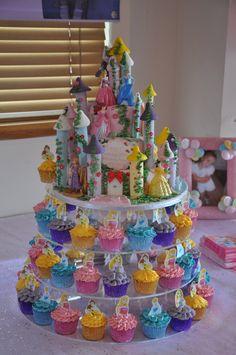 27 Exclusive Photo of Disney Princess Birthday Cakes Disney Princess Birthday Cakes Princess Castle Birthday Cake Cakeadelic Disney Princess Birthday Cakes, Castle Birthday Cakes, Princess Birthday Party Decorations, 4th Birthday Cakes, Disney Birthday, Princess Disney, Princess Theme Cake, Rapunzel Birthday Cake, Birthday Ideas