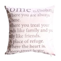 Home Definition Cushion Cover – Beta from Decorex Design Bliss - R199 (Save 42%)