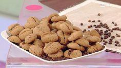 La ricetta dei biscottini al caffè solubile di Anna Moroni del 1 ottobre 2014 - Dolci dopo il tiggì