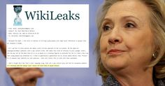 MSM REFUSES TO COVER WIKILEAKS REVELATIONS Find out what WikiLeaks emails the media is choosing to hide