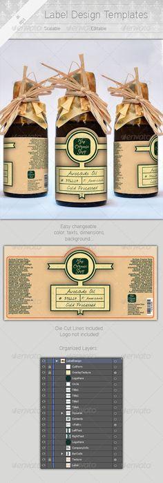 Label Templates Label templates, Print templates and Template - package label template