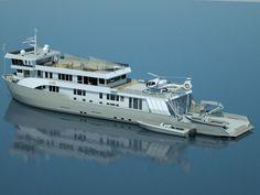 Photos of  yachts | 63m Expedition Yacht SuRi — Luxury Yacht Charter & Superyacht News