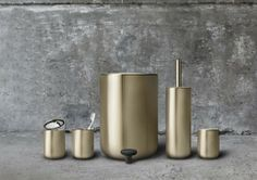 New Norm Bath Collection, Brass