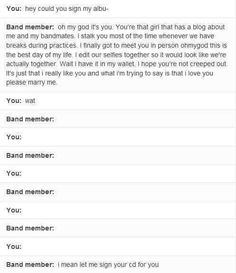This is Hilarious! Just imagine Lou, or Haz or Liam, or Nialler or Zayn. One Direction Imagines, 1d Imagines, All Time Low, All About Time, 1d And 5sos, Pierce The Veil, Thing 1, Sign I, 5 Seconds Of Summer