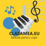 Cântece pentru copii,cu acompaniament instrumental, negative de utilizat în orele de muzică și mișcare la clasele primare, plus partituri și versuri