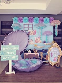 Mermaid theme
