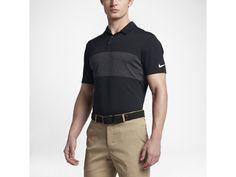 Polo de golf con ajuste estándar para hombre Nike Breathe Color Block e8402aa681186