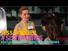 "Interview with Jess Weixler at Lifetime's ""Sister Cities"" Premiere #SisterCities"