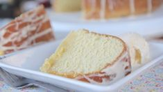Southern Peach Pound Cake | Divas Can Cook