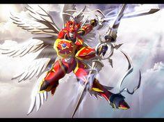 Digimon World Championship: Dukemon Crimson Mode