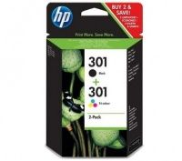 HP Genuine Multipack Black