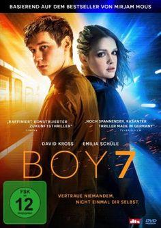 Boy 7 3/5 Sterne