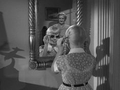 """nitratediva: """" Warning signs your child may be a sociopath: bedwetting, cruelty to animals, and fabulous accessorizing. From The Bad Seed """" Horror Dvd, Horror Show, Horror Films, Turner Classic Movies, Classic Films, Scary Movies, Old Movies, Haunted Movie, Night Gallery"""