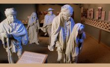 Trail of Tears Exhibit at Cherokee Heritage Center